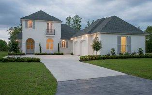 custom home builders in baton rouge la