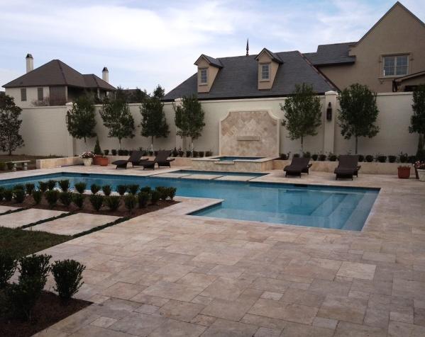 Designer Pool Construction Contractor In Baton Rouge La