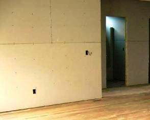 Sheetrock contractors drywall installers louisiana for Bathroom drywall code