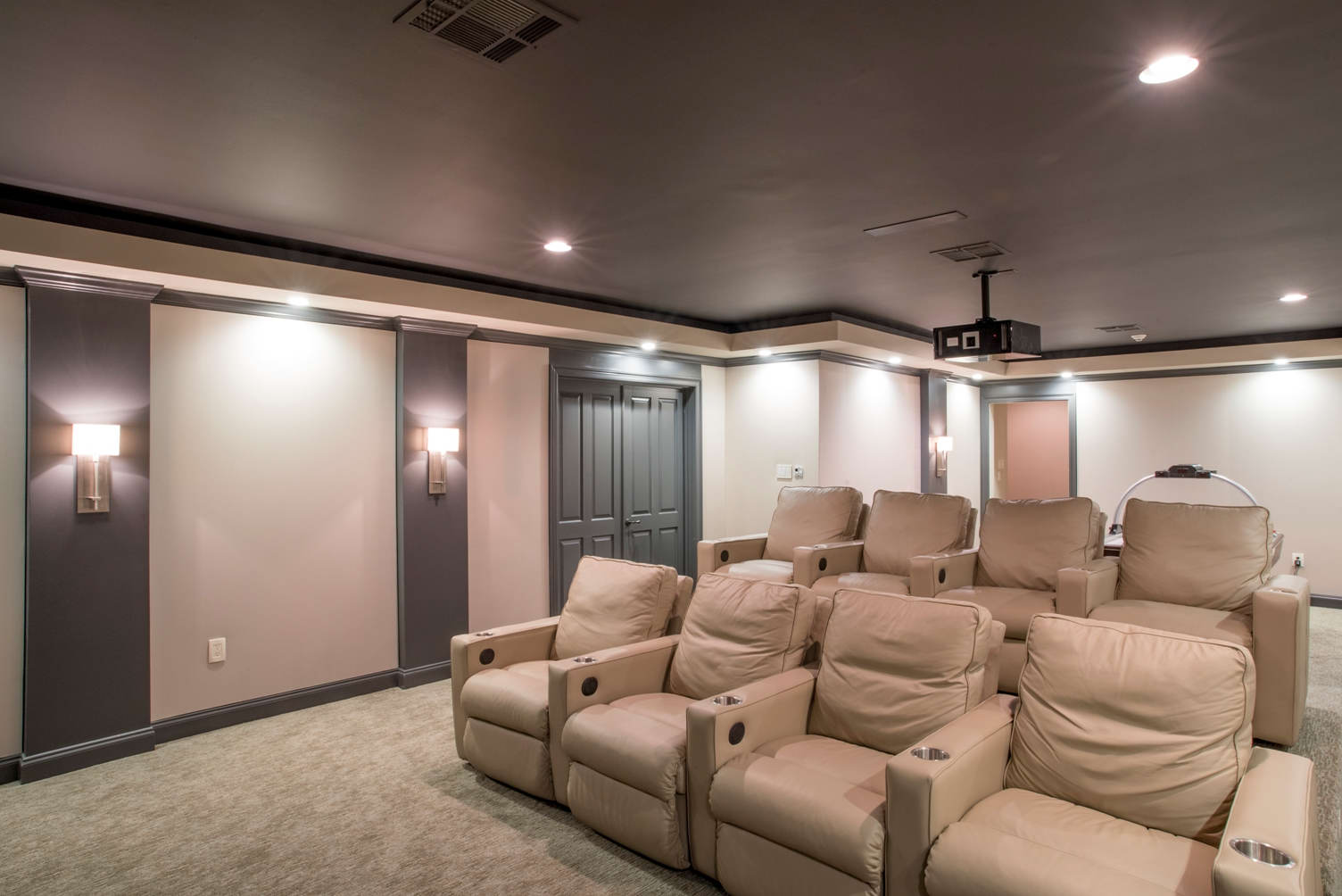 Home Theater Construction Baton Rouge3